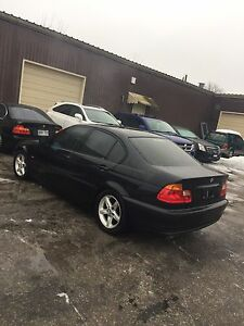 1999 BMW 323i M Sport package