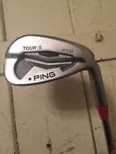 Ping pitching wedge golf club 47 degree Tour S Heidelberg Heights Banyule Area Preview