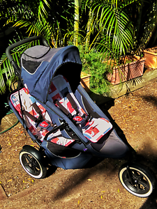 Phil & Ted's  SPORT Double Pram Twin Stroller Noosa Heads Noosa Area Preview