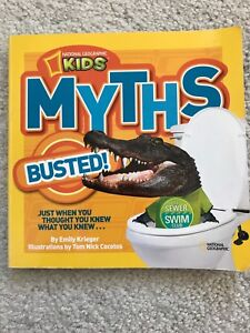 National Geographic Myths Busted book