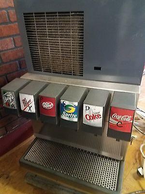 Soda Dispensing Machine