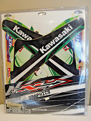 - N-Style Kawasaki Accelerator Graphics Kit, # N40-3400