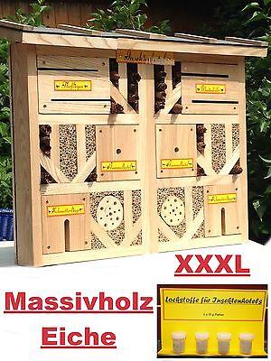 Insektenhotel/Schmetterling/XXXL/Hummelhotel/Nisthilfen/Lockstoffe/Sonderangebot