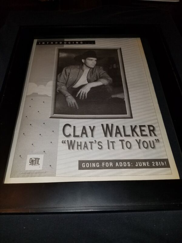 Clay Walker What