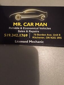 Car repairs and sales
