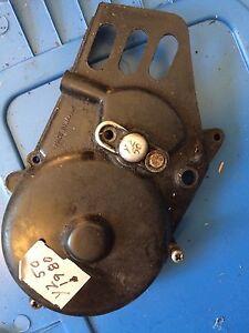1980 Yamaha YZ50 YZinger Engine Stator Sprocket Cover