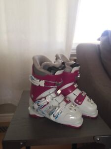 Girls ski and snowboard boots