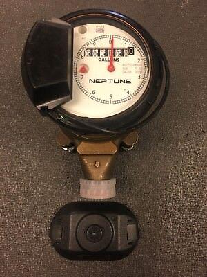 Neptune 58x34 T-10 Water Meter New Nsf61