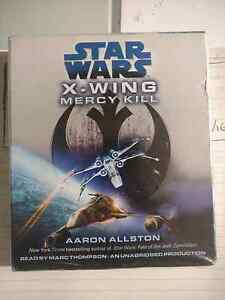 Starwars audio book Dulwich Hill Marrickville Area Preview