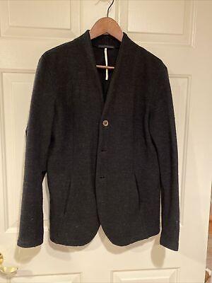 The Viridi-anne Wool Blazer Sports Coat Jacket Size 2, S