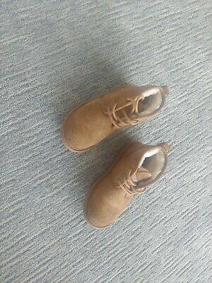 UGG Australia Women's Neumel 1094269 Boots in Chestnut Sz 2 kids