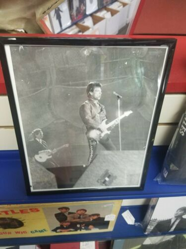 10x8 photo of Mick Jagger and Keith Richards