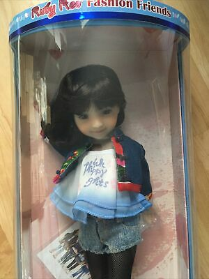 NEW Ruby Red Fashion Friends Hanna 14.5in Doll (Dianna Effner #3 Sculpt)