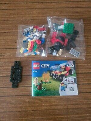 Lego city 60247 nuovo senza scatola