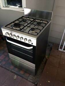 Chef - 54cm Gas Freestading Oven, Stainless Steel North Curl Curl Manly Area Preview