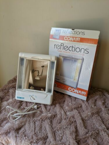 Conair TM7LX Illumina 2 Sided Makeup Mirror