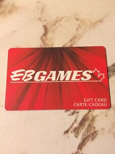 EB Games Gift Card ($28.74)