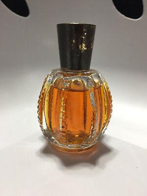 RARE Vintage Robin White J by Huntley Perfume 1 oz Bottle
