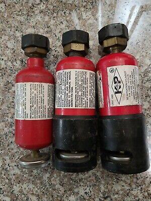 Amerex System 10 Cu Inch Cartridge Used Still Full