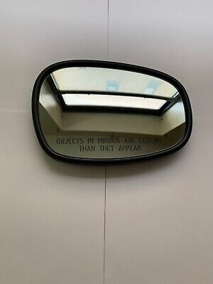 OEM Original BMW 2009-2012 1/3 Series Passenger Side Auto Dim Heated Mirror