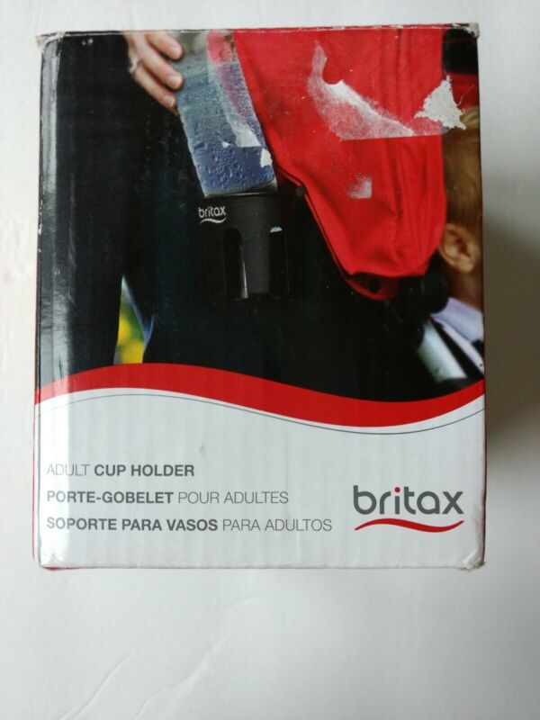 Britax B-Agile Adult Cup Holder S857000 Stroller Accessory  1 - NEW