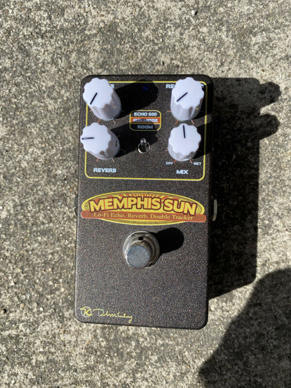 Keeley Memphis Sun Delay Effector Pedal