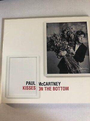 Paul McCartney : Kisses On the Bottom CD (2012)  (Kiss Halloween Music)