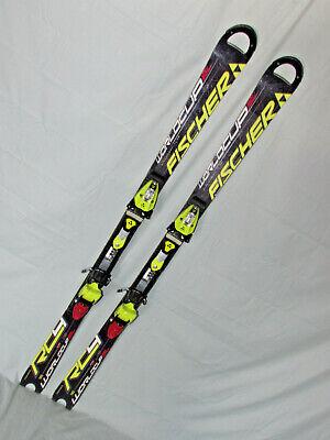 fischer RC4 SL B/âtons de Ski pour Skis 125 cm