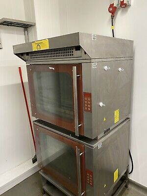Fri-Jado 2 Tier Electric Commercial Oven