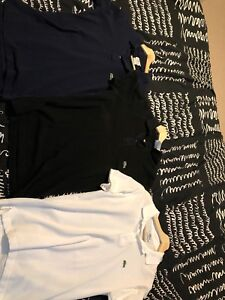 Lacoste Slim Fit Tennis Tee Shirts