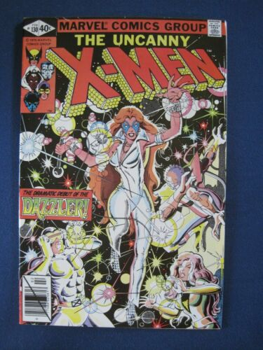 Uncanny X-Men #130, FN+ 6.5, 1st appearance Dazzler, 2nd Kitty Pryde