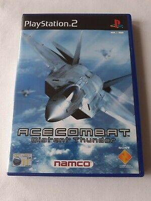 Ace Combat Distant Thunder Pal Playstation 2 Ps2 Nuevo a Estrenar
