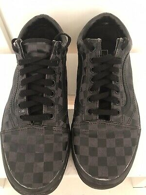 Vans Checkerboard Size UK 9