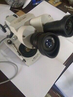 Gia Gemscope Cas-ker Jeweler Gemstone Grading Microscope