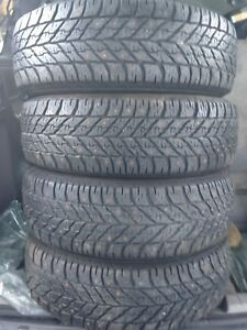 4-195/65R15 Good year winter tires