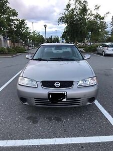 Clean title Nissan Sentra