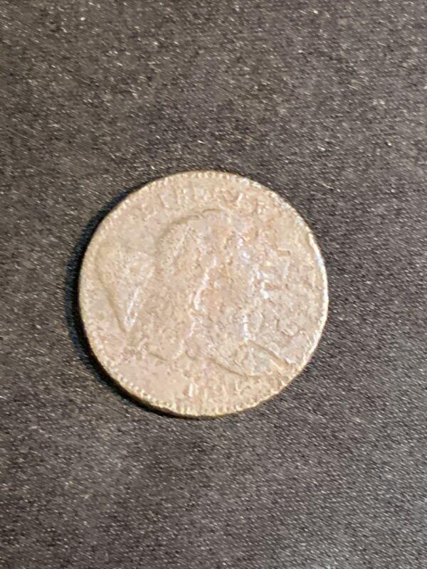 1794 1/2c Half Cent