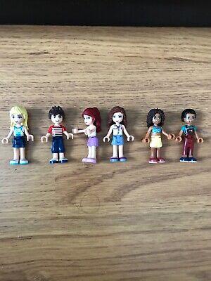 Lego Friends Figures Bundle