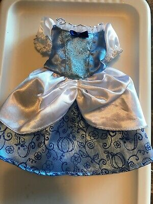 Disney Princess Doll Toddler Cinderella Dress Replacement 2017 Jakks Pacific - Cinderella Dress 2017