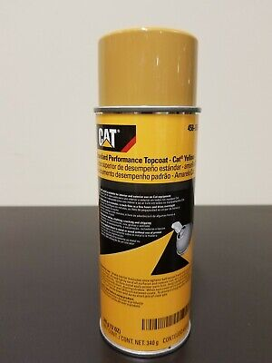 Genuine Caterpillar Cat Yellow Paint Aerosol 458-9587 - 4c4200