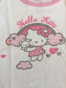 Hello Kitty Pj Set, Sz 4