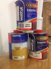 ALL NEW VARNISHES STAINS THINNERS ETC Merrylands Parramatta Area Preview