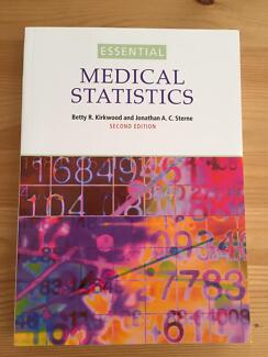 Essential Medical Statistics 2nd edition, Brand new!
