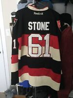 $80 Mark Stone Senators Jersey - available in all sizes