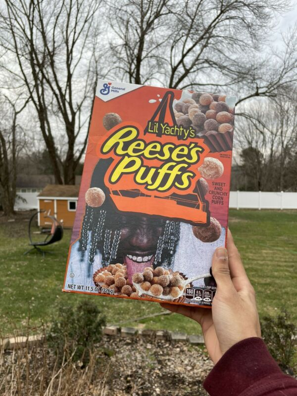 🔥Lil Yachty Reese Puffs🔥