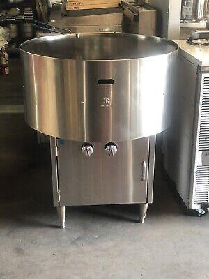 Jade Range Rotating Tortilla Griddle Restaurant Bakery Equipment