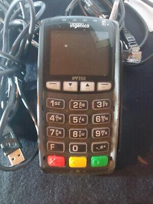 Ingenico Ipp300 Credit Card Reader Machine Pin Pad