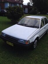 1988 Ford Laser $700neg Windale Lake Macquarie Area Preview
