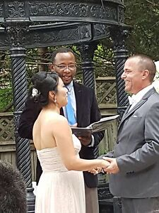 Wedding Minister / Officiant