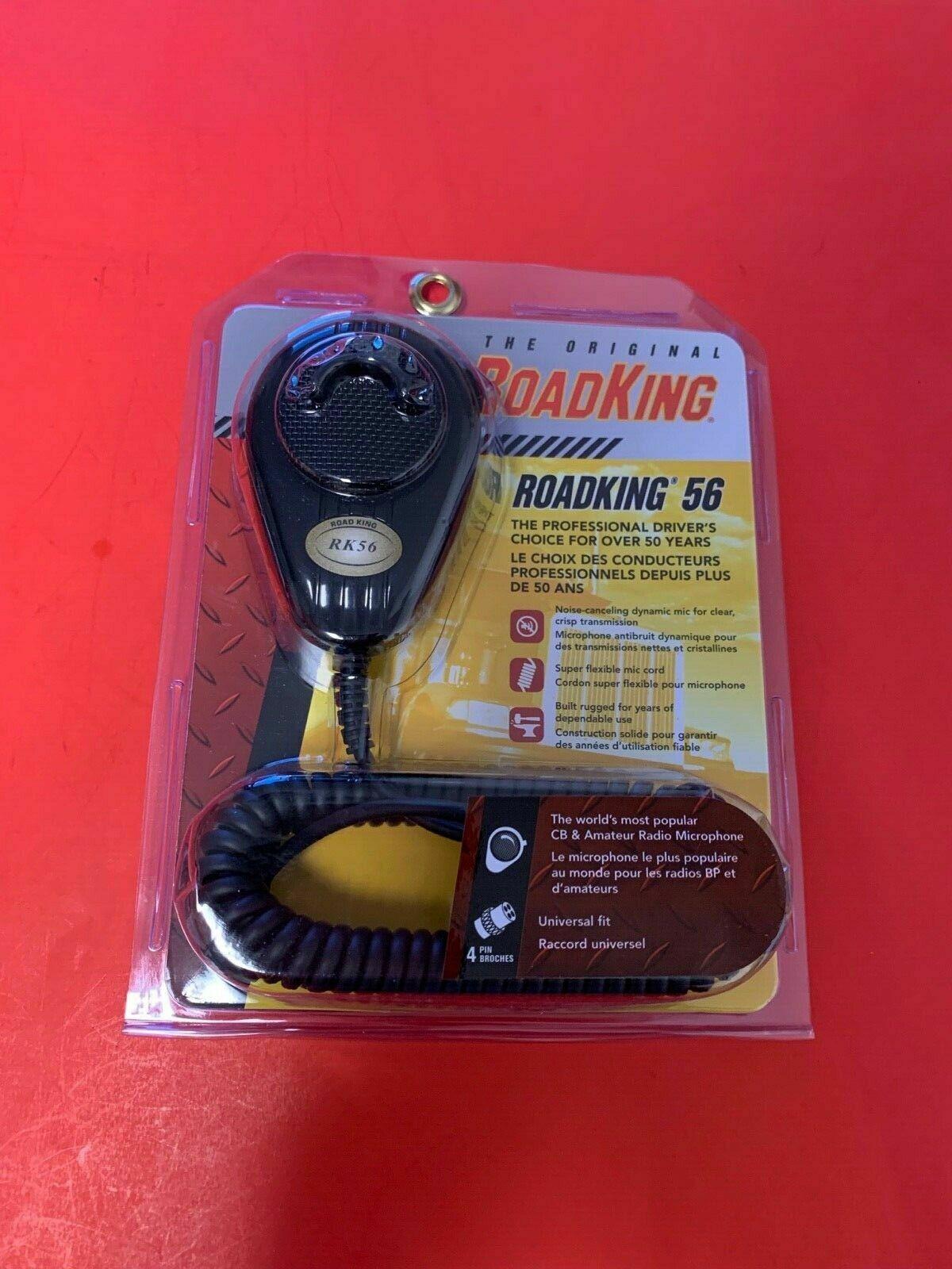 RoadKing RK564P CB Mic Noise Cancelling G0157851